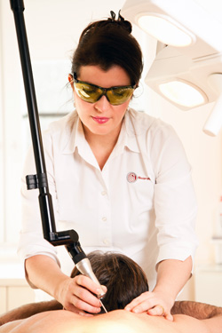 Hautarzt Hamburg Lasertherapie